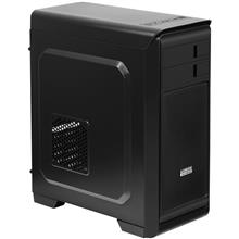 Green Hiwa Mid Tower Computer Case